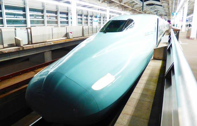 新幹線のぞみ・ひかり・こだま